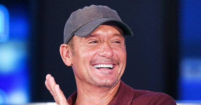 Tim McGraw's Dog Stromboli Howls Loudly with Singer's Daughter Who's Home from College