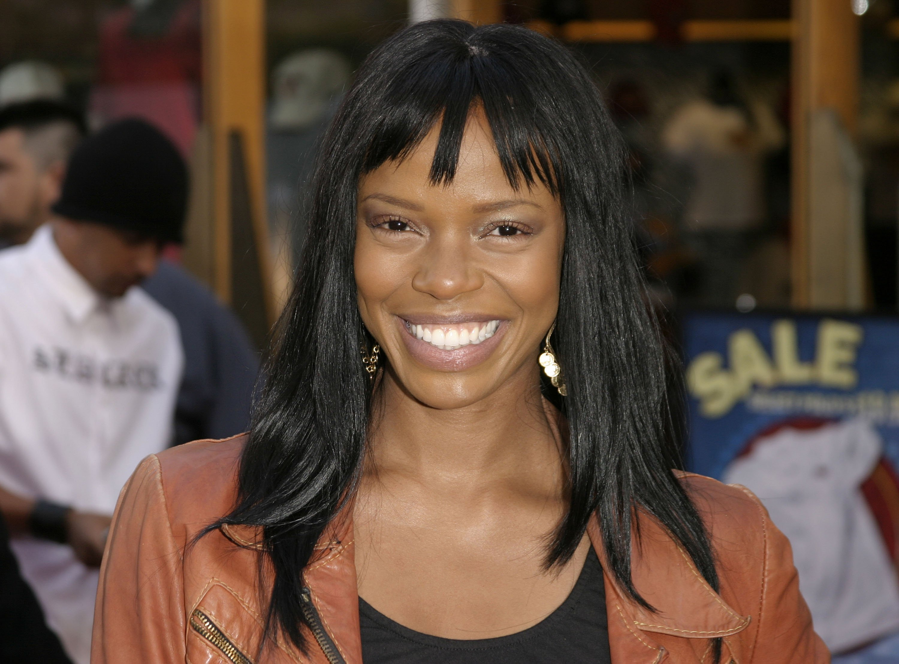 """Jill Jones during World Premiere of """"2 Fast 2 Furious"""" at Universal Amphitheatre in Universal City, California, United States on June 3, 2003.   Photo: Getty Images"""