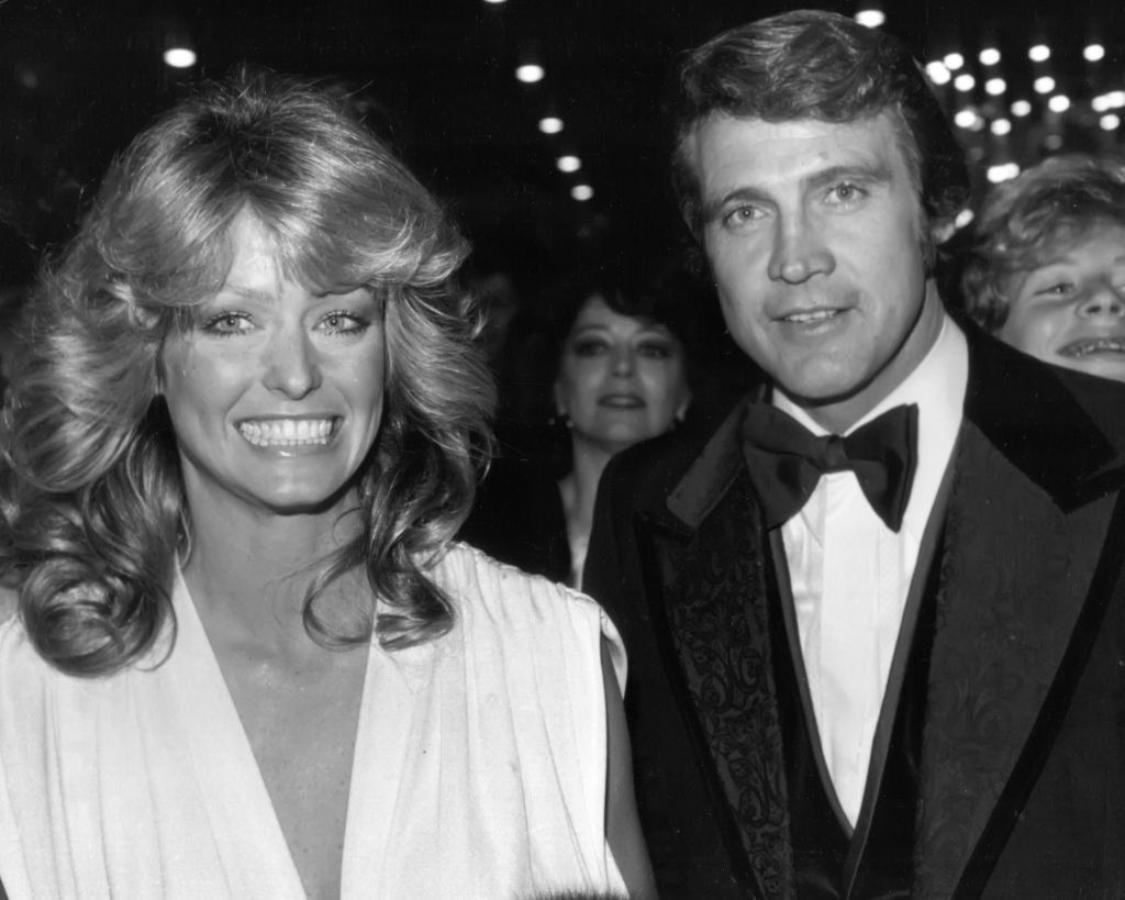 Farrah Fawcett and Lee Majors circa 1978 in New York. | Source: Getty Images