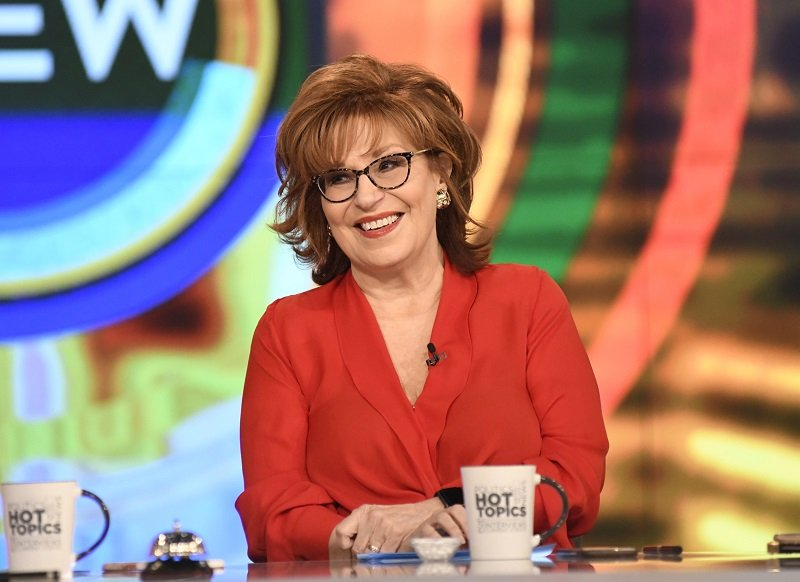 """Joy Behar on March 19, 2019, during an episode of """"The View"""" 