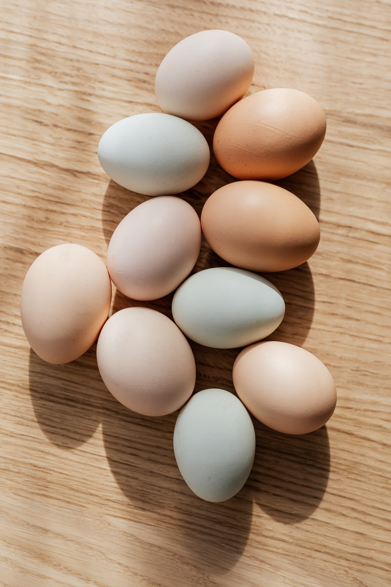Photo of eggs on a table | Photo: Pexels