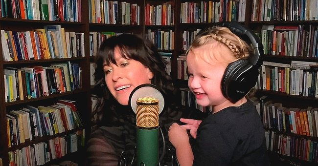 See How Alanis Morissette's Young Daughter Onyx Participated in the TV Debut of Her Song 'Ablaze'