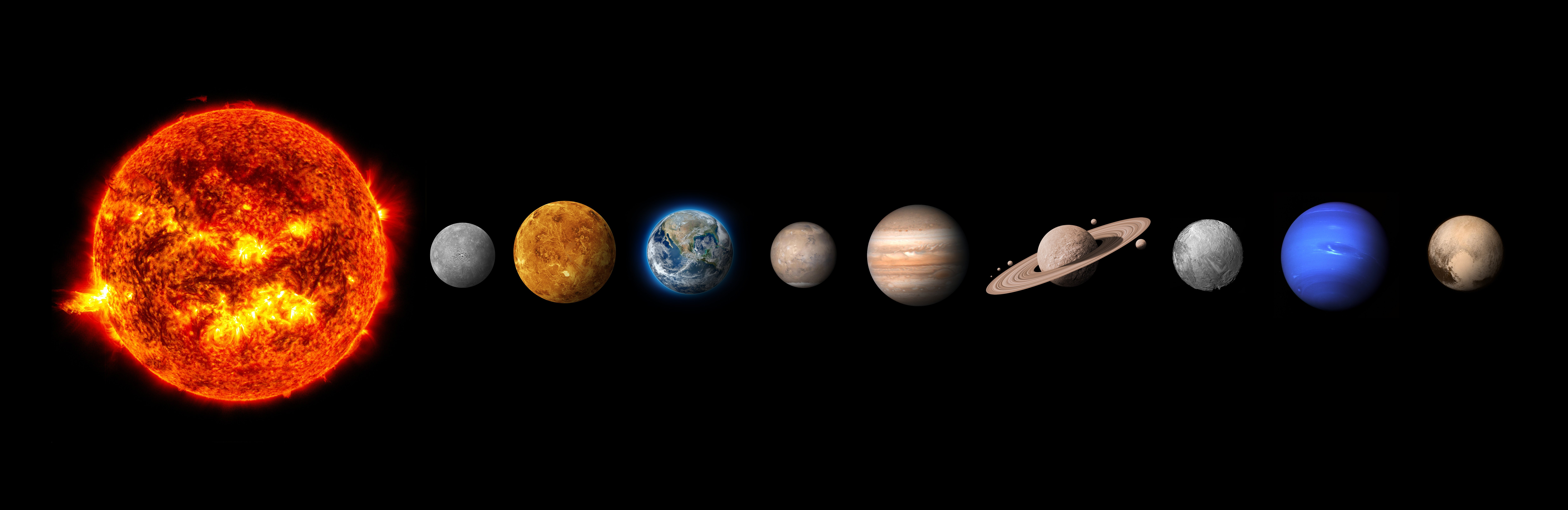 Our Solar System | Photo: Shutterstock