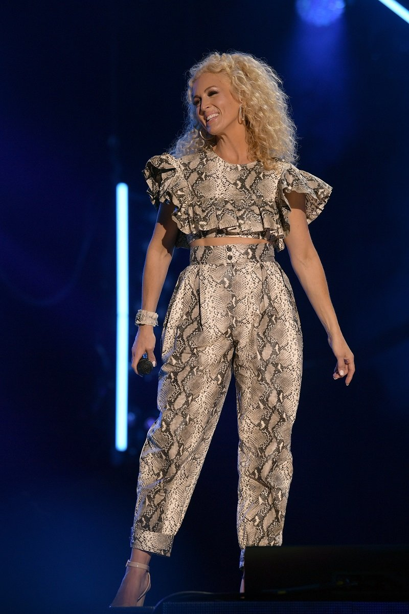 Kimberly Schlapman of Little Big Town on June 07, 2019 in Nashville, Tennessee | Photo: Getty Images