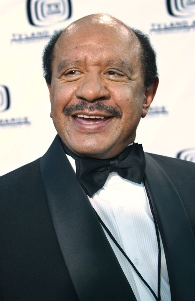 Actor Sherman Hemsley attends the 2nd Annual TV Land Awards held | Photo: Getty Images