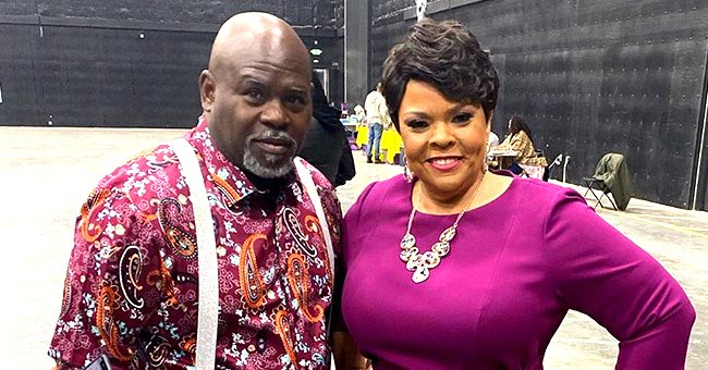 Tamela Mann's Husband David Takes Wife for a Ride in 'Batmobile' on Their 32nd Anniversary