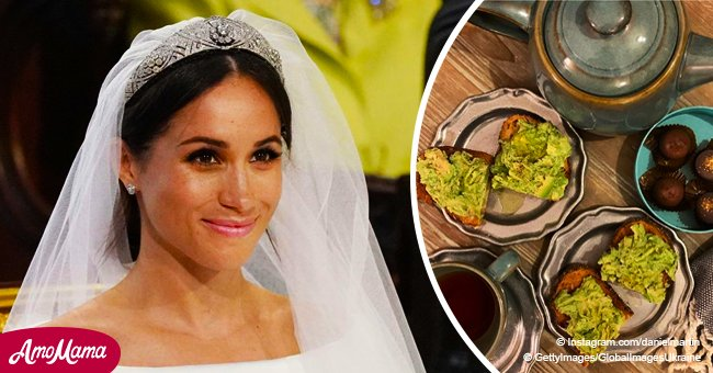 Meghan Markle, 'avocado whisperer,' making brunch for the friend who created her wedding look