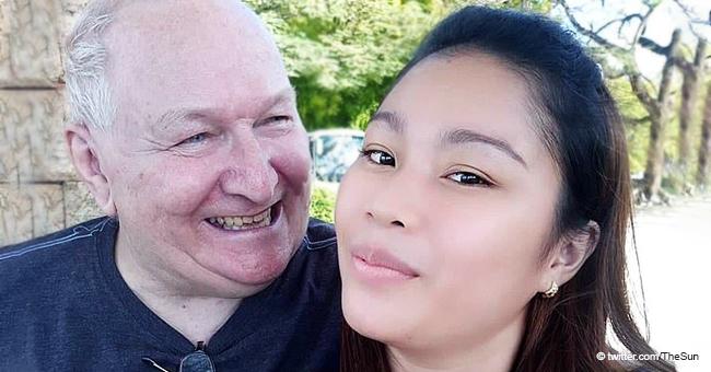 23-jährige Hausfrau, die 71-jährigen heiratete wehrt sich gegen Vorwürfe und Kritiker