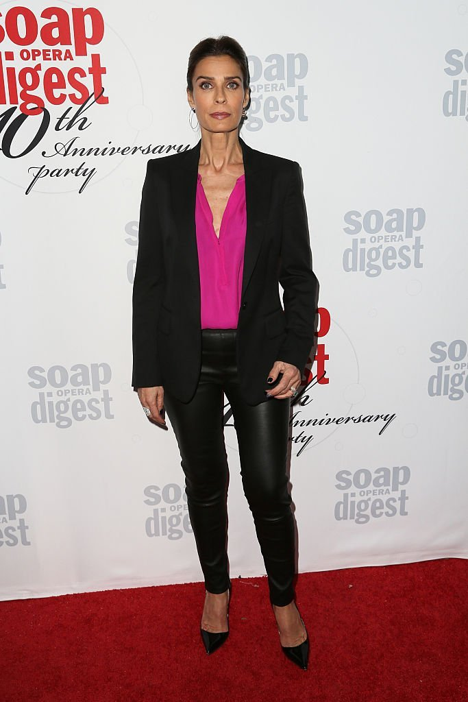 Kristian Alfonso attends the 40th Anniversary of the Soap Opera Digest in Hollywood on February 24, 2016 | Photo: Getty Images