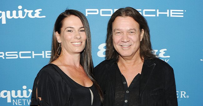 Eddie Van Halen's Widow Janie Liszewski Breaks Her Silence after the Musician's Death