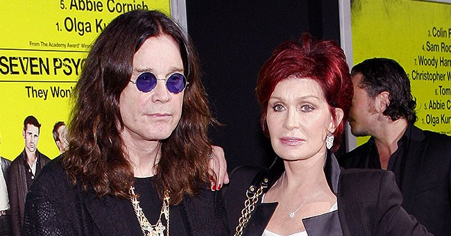Ozzy Osbourne's Wife Sharon Thought She Was Going to Lose Her Husband after Serious Fall Last Year