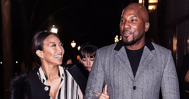 Jeannie Mai and Jeezy at New York Fashion Week on February 07, 2020 in New York City | Photo: Getty Images