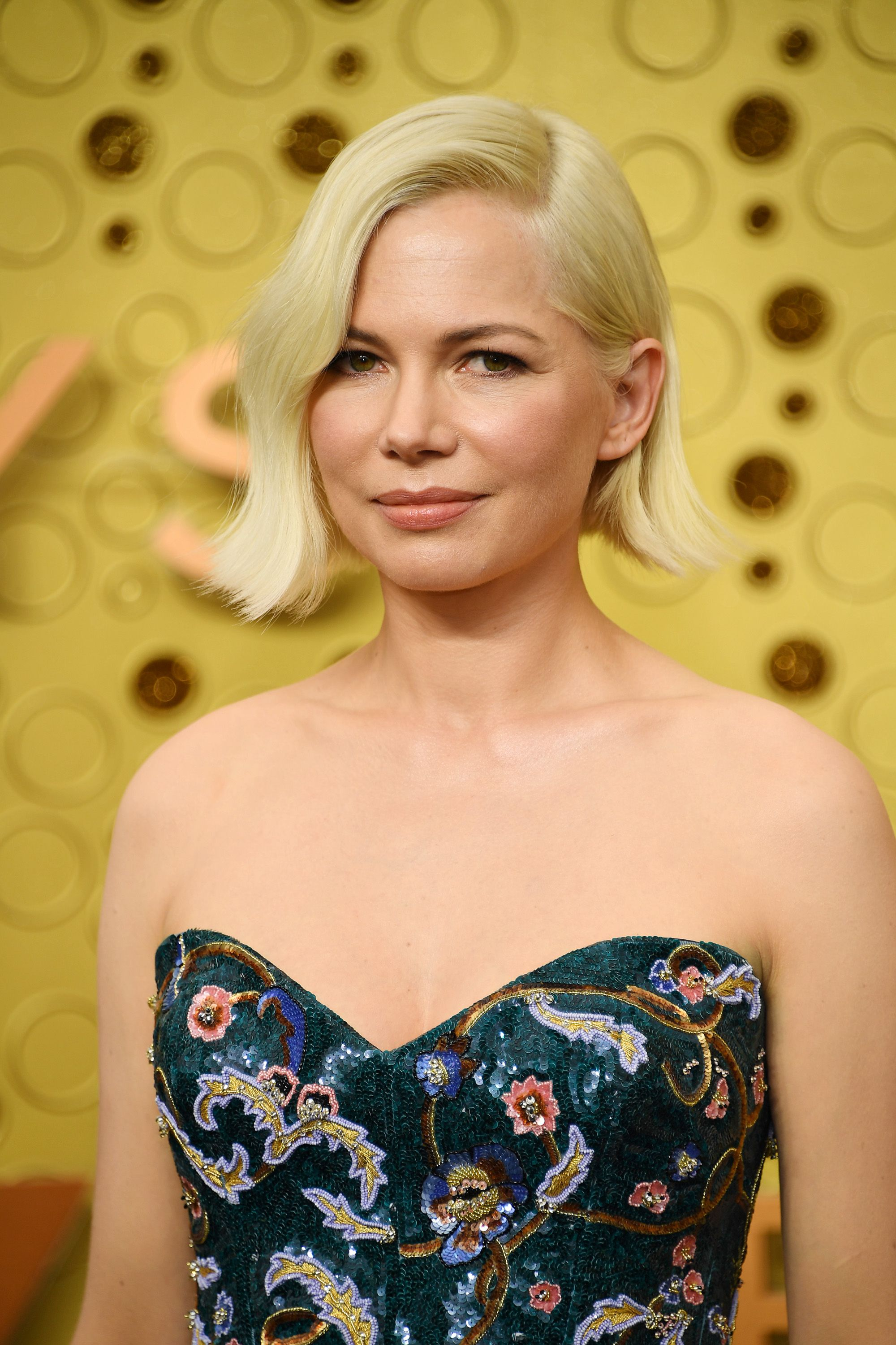 Michelle Williams at the 71st Emmy Awards at Microsoft Theater on September 22, 2019 in Los Angeles, California | Photo: Getty Images