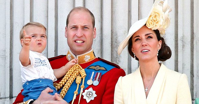 Kate Middleton Reportedly Said She Doesn't Think William Wants More Children at 1st Joint Outing since Royal Exit News