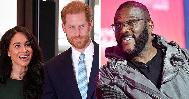 People: Meghan Markle and Prince Harry Are Grateful to Tyler Perry for Helping Them after Royal Exit
