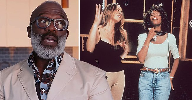 BeBe Winans Claims Mariah Carey Allegedly Snubbed Whitney Houston When They 1st Met at the AMAs