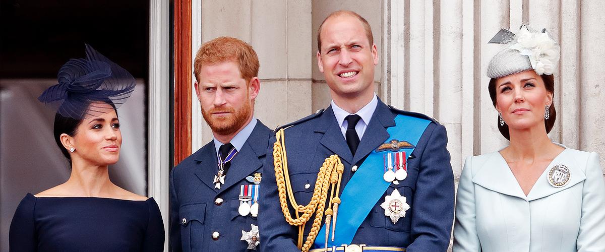 Meghan Markle et le prince Harry rompent officiellement avec Kate et William