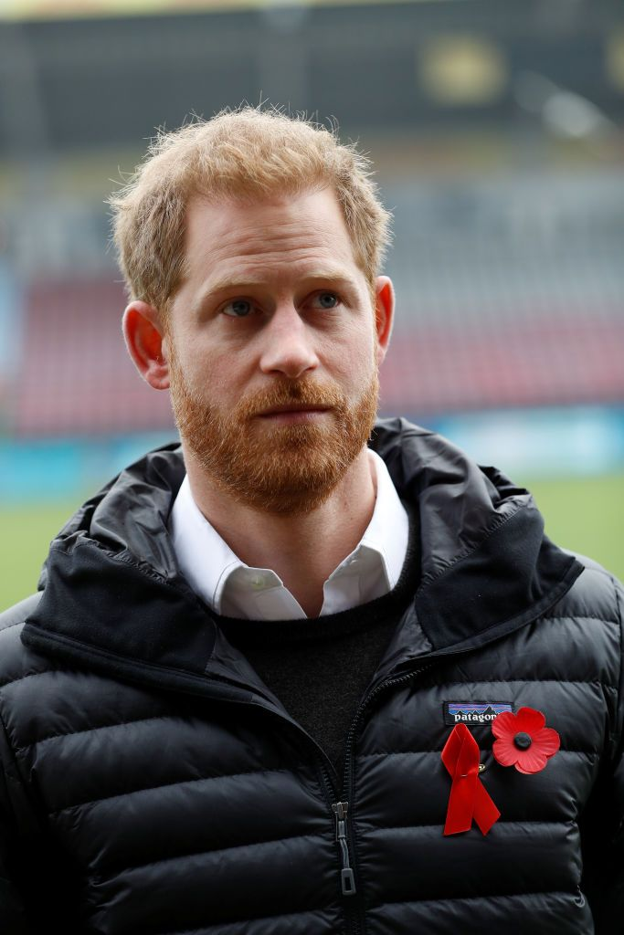 Prince Harry during a Terrence Higgins Trust event ahead of National HIV Testing Week on November 08, 2019, in London, England   Photo: Peter Nicholls - WPA Pool/Getty Images