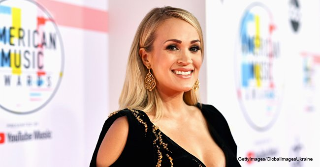 Carrie Underwood Shows off Her Adorable Kids in a Hilarious Video for Isaiah's 4th Birthday