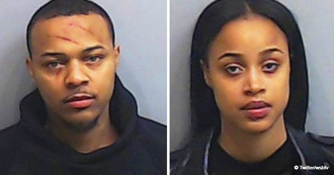 Bow Wow arrested and charged with battery following domestic dispute with ex-girlfriend