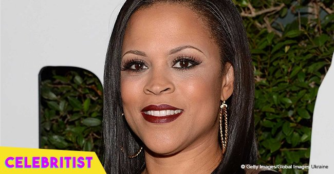 Shaunie O'Neal flaunts braids in black suit, posing with 2 grown-up sons in new photo