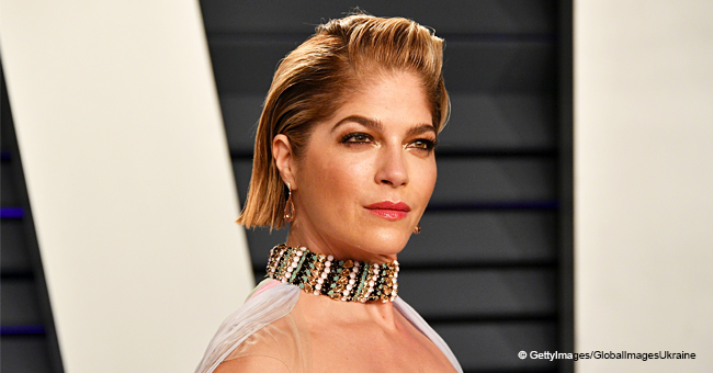 Selma Blair Shares a Makeup Tutorial for People with MS, and It's Both Hilarious and Touching