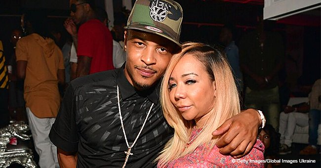 T.I. brings Tiny to tears with huge ring for Valentine's Day despite facing a family tragedy