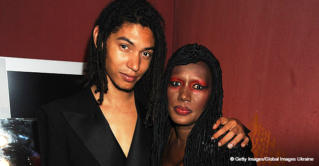 Remember '80s R&B Singer Grace Jones? She Has a Grown-Up Son Who's Following in Mom's Footsteps