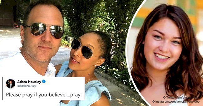 Tamera Mowry & Adam Housley searching for niece after bar shooting UPDATE: Missing girl found dead