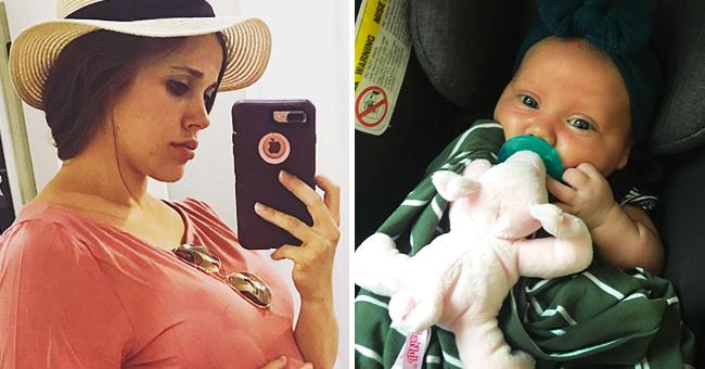 Jessa Duggar Gets Mom-Shamed over Ivy Jane's Pacifier Usage