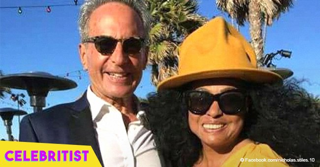 Diana Ross' ex-husband rides bicycle with their grandson in recent photo