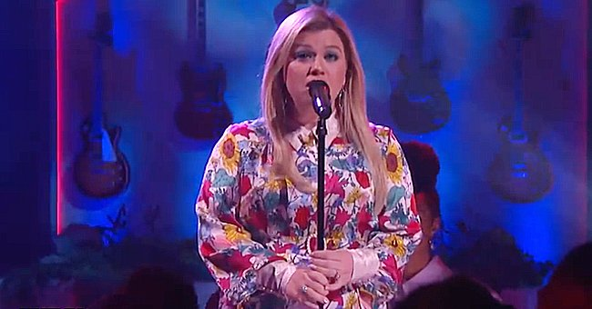 Kelly Clarkson Stuns Audience with Powerful Cover of Aerosmith's 'I Don't Want to Miss a Thing' on Her Talk Show