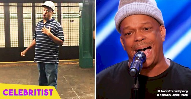 Viral subway singer Mike Yung stunned the audience & impressed Simon Cowell in 'AGT' video