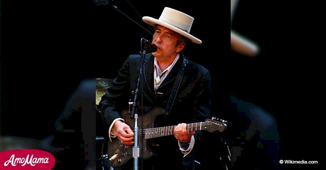 Bob Dylan's original 'John Wesley Harding' album is the result of a motorcycle accident, he claims