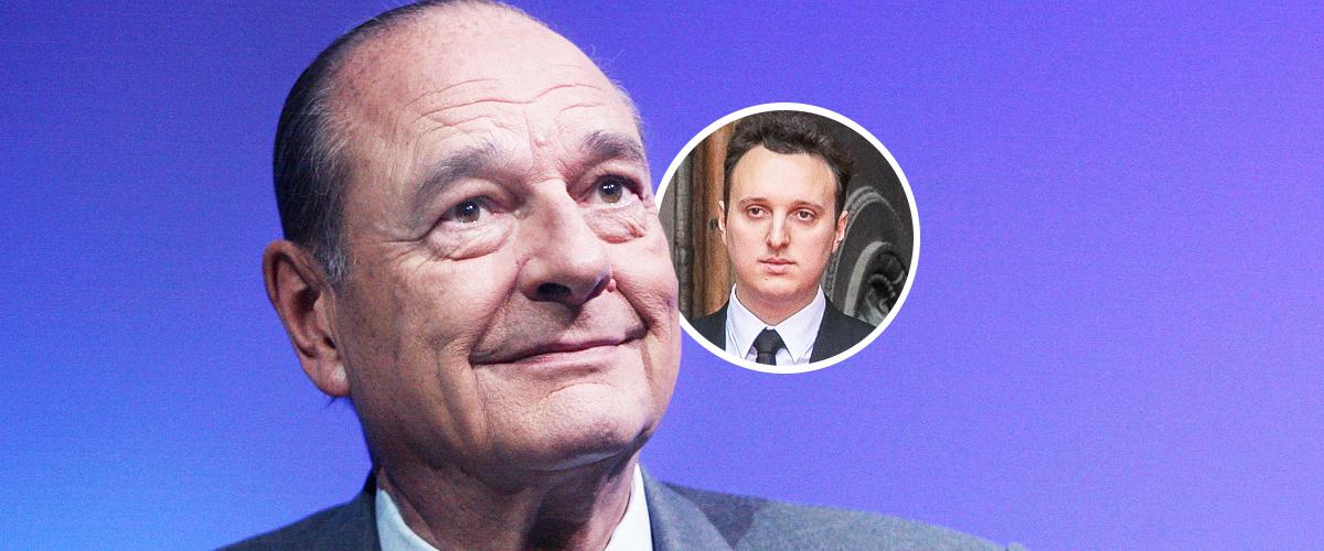 Focus sur Martin Rey-Chirac, l'unique petit-fils de l'ancien président Jacques Chirac