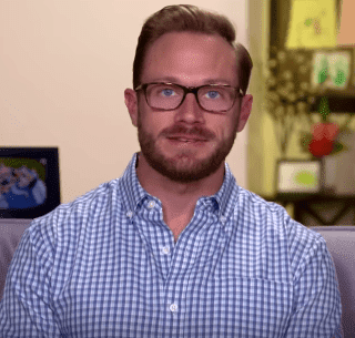 "Adam Busby from ""OutDaughtered"" season 4. 