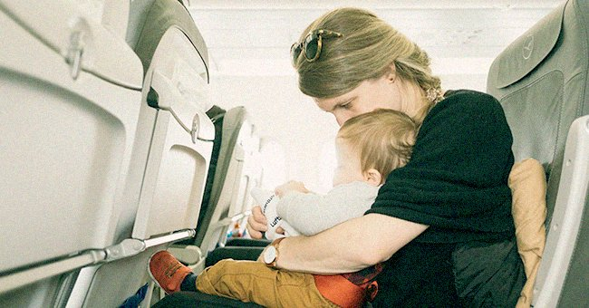 Man Humiliates Mom of Crying Baby on the Plane, Student Teaches Him a Lesson – Story of the Day