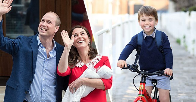 Prince Louis Turns 3 — See Prince William & Kate Middleton's Youngest Son's Sweetest Photos