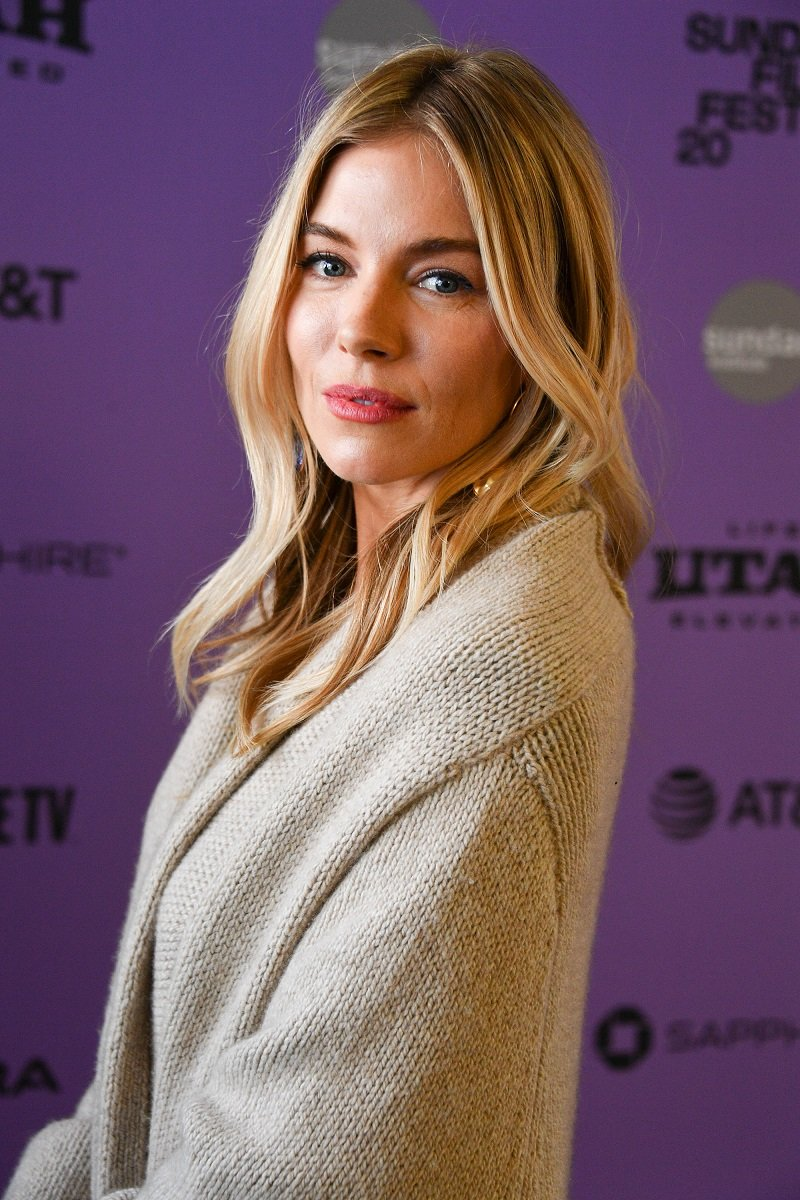Sienna Miller on January 25, 2020 in Park City, Utah | Photo: Getty Images