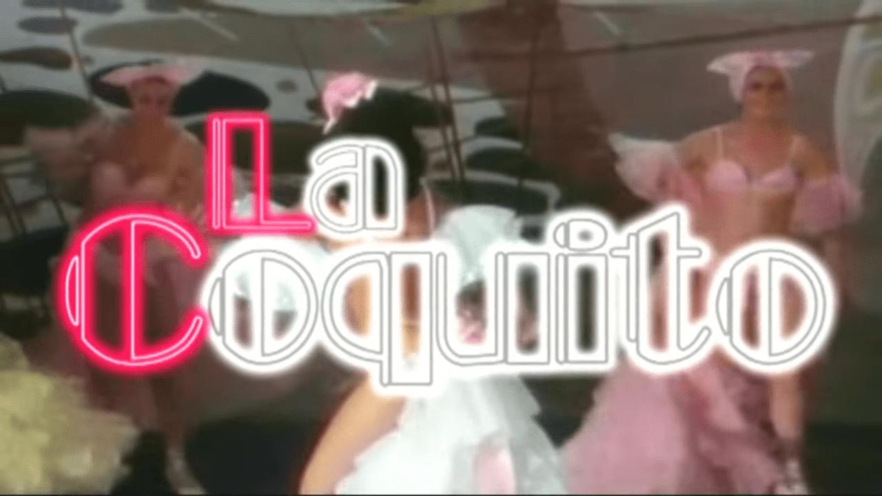 La Coquito │Imagen tomada de: YouTube / Chema Marín