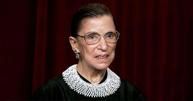 Ruth Bader Ginsburg Is Resting to Fully Recover after Being Hospitalized for an Infection