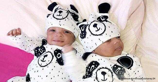 Une femme a donné naissance à des jumeaux, les deux ont reçu un diagnostic de cancer