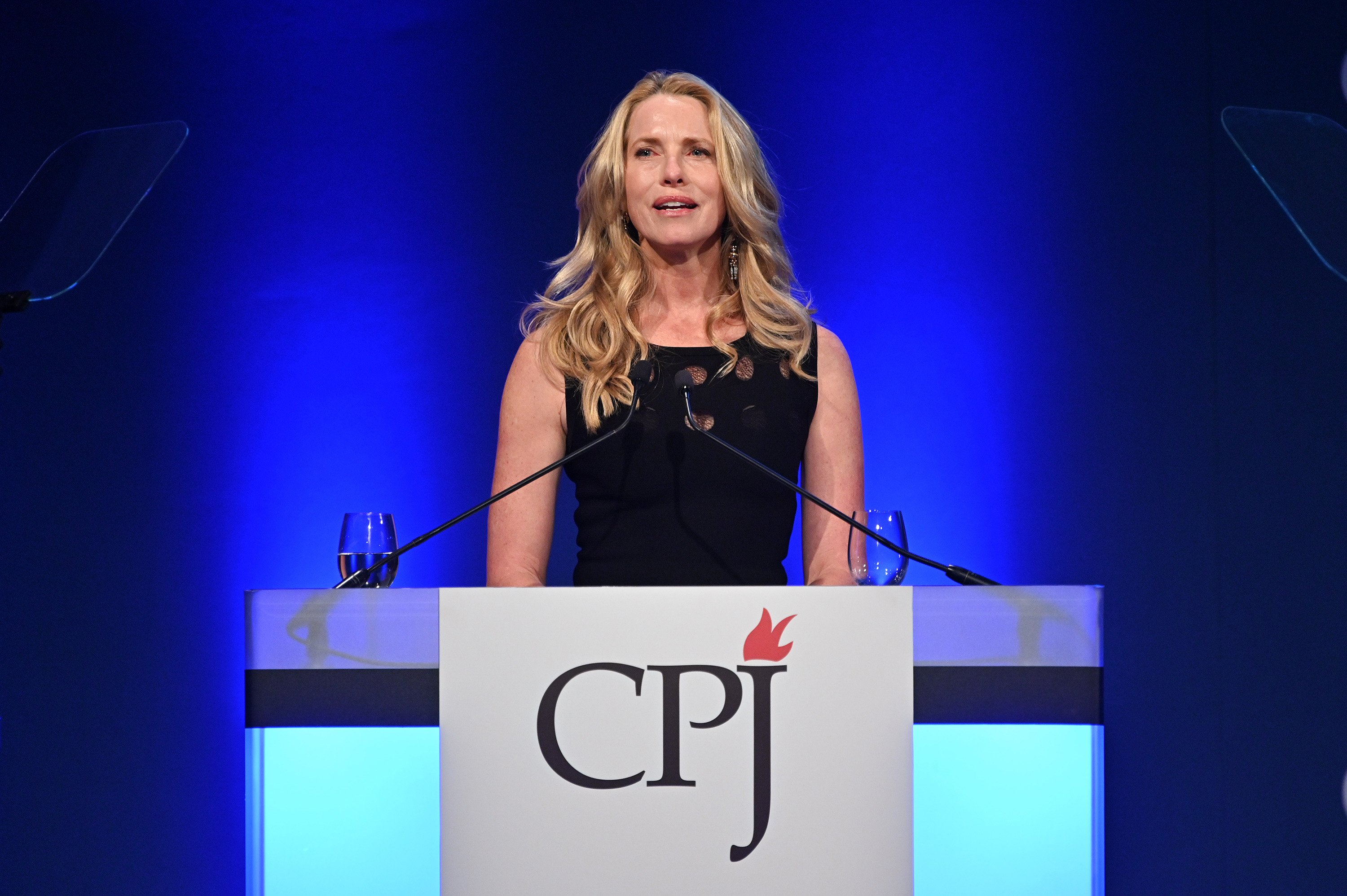 Laurene Powell Jobs at the Committee to Protect Journalists' 29th Annual International Press Freedom Awards on November 21, 2019 | Photo: Getty Images