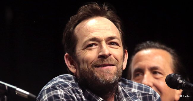 Luke Perry's Grown-up Son Takes after His Famous Dad but He Chose a Very Different Industry