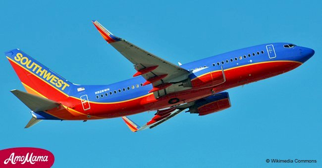 Southwest Airlines flight forced to turn around as human heart was left on board