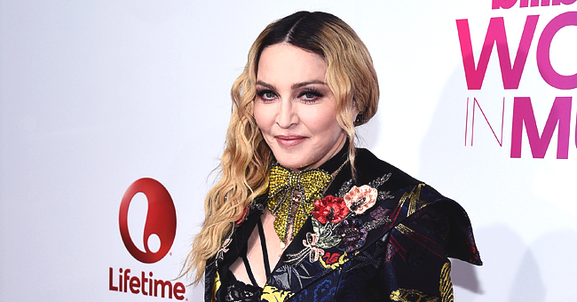 Madonna Posts Cute Snap of Adopted Twin Daughters Dressed as Mermaids after Their 7th Birthday Bash