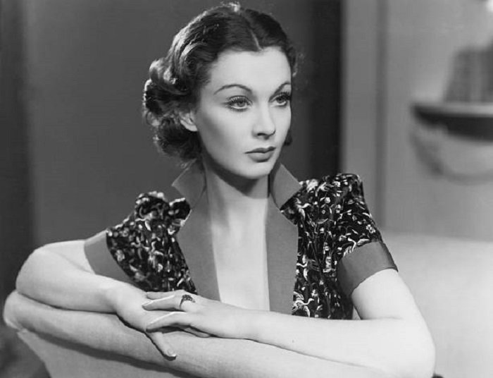 L'actrice britannique Vivien Leigh lors d'une séance de photos à Londres 1937 I Image : Getty Images