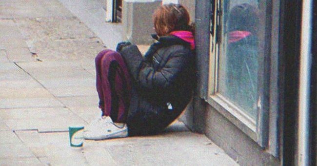 Rich Man Falls in Love with Homeless Girl He Sees on the Street and Rushes to Find Her — Story of the Day