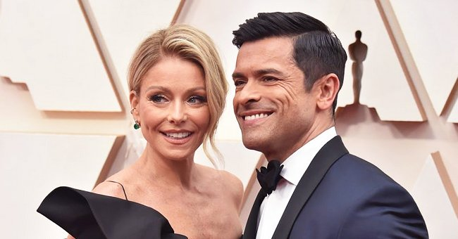 Mark Consuelos Shares Bloomy Photos of Wife Kelly Ripa to Wish Her a Happy 50th Birthday