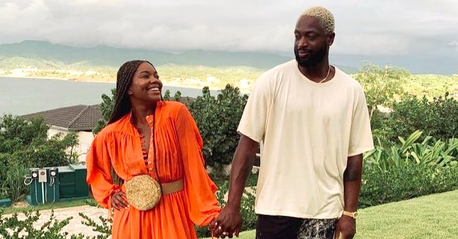 How Gabrielle Union and Dwyane Wade Celebrated Their 6th Wedding Anniversary